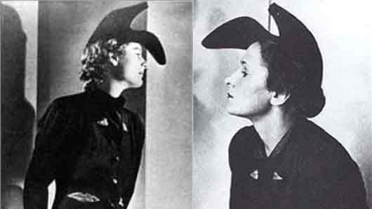 Кому из великих принадлежат идеи шляп в форме туфли, котлеты и сковороды от Эльзы Скиапарелли