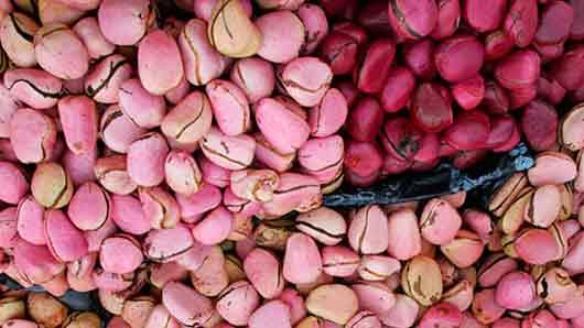 Орехи на бодрящие напитки