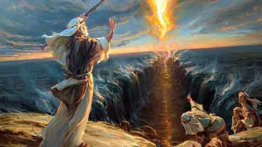 Первая книга Моисея