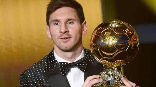 Первый аргентинец, получивший «Золотой мяч»