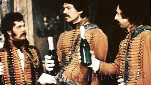С чем гусары после войны 1812 года придумали смешивать шампанское