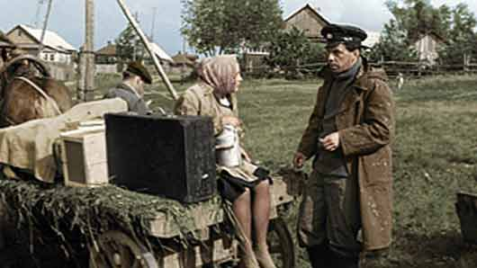 Что возит дядя Егор из фильма «Три тополя на Плющихе»