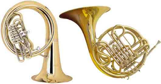 Духовой инструмент военного оркестра