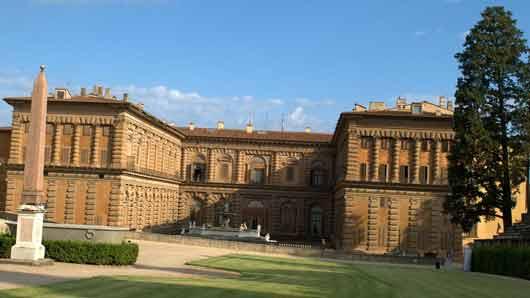 Флорентийское палаццо, ставшее цитаделью семейства Медичи