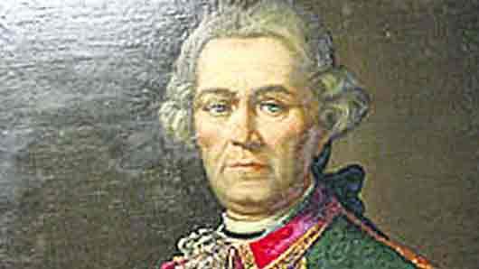 Какой фельдмаршал лично арестовал Эрнста Бирона