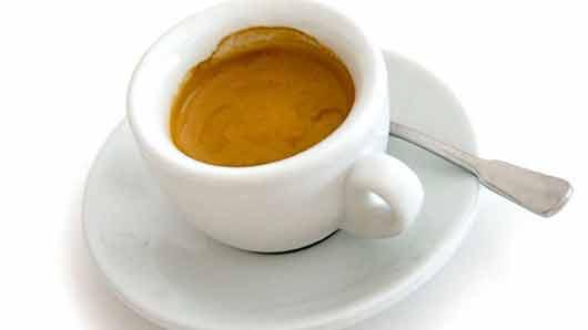 Маленькая чашечка для кофе