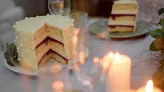 Сливочный крем для пирожных