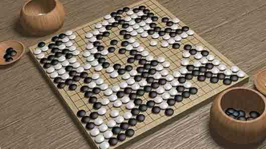 Камень, из которого делают лучшие китайские фишки для игры в рэндзю