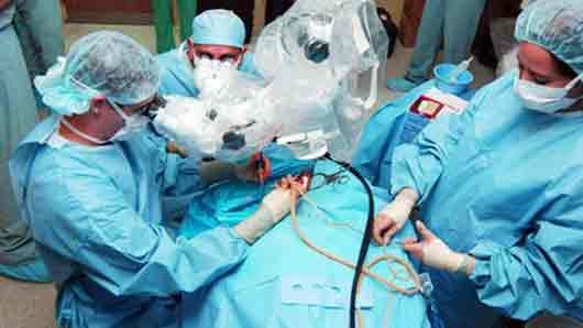 Кто «замораживает» больного перед операцией