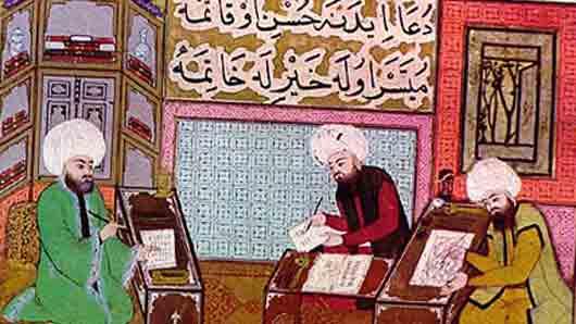 Начальная школа для мальчиков - мусульман