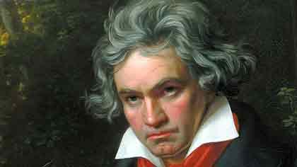 """Бетховен заявил: """"Я не буду играть, так как здесь есть ..."""