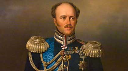 Какой граф стал посредником в сношениях Александра Пушкина с государем