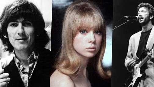 Чьей жене Эрик Клептон посвятил песню Лейла