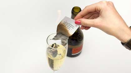Шампанское желание