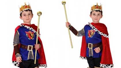 И. о. несовершеннолетнего короля