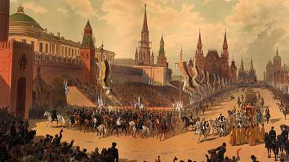 Что произошло после коронации Александра 3 в 1883 году