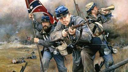 Прозвище врага конфедерата