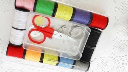 Косметичка для шитья или маникюра