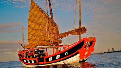 Лодка китайских рыбаков (6 букв)