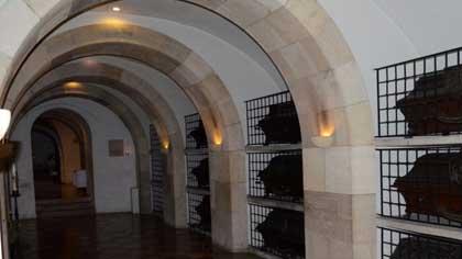 Подземелье собора Святого Стефана (9 букв)