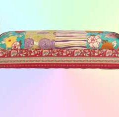 Низкий диван с валиками вместо спинки (9 букв)