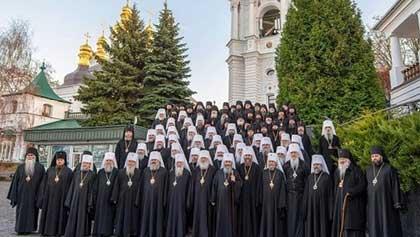 """""""Конгресс"""" епископов (5 букв)"""