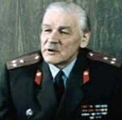 Полковник Зорин по паспорту (6 букв)