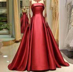 Вечернее платье в Англии (4 буквы)