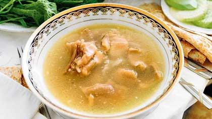Суп на Кавказе (4 буквы)