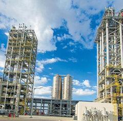 Месторождение газа в Туркмении (4 буквы)